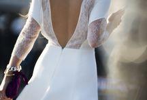 vestidos corto novia