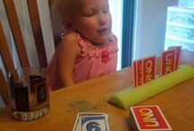 Family Game Night / by Mandy at Living Peacefully with Children