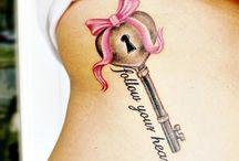 Ink / by Courtney McKenzie