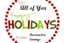 Holidays / A Collection of Recipes, DIY Posts, Crafts & Decor, Free Printables and More to help you celebrate the Holidays; everything from Thanksgiving to Christmas, Valentines Day, Easter and the 4th of July all in one place. Holiday Hacks and Easy DIY Seasonal Recipes for FUN Ideas and Party Treats! Limit of 2 Pins Per Day Per Member.