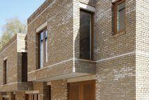 Brick Facade Inspiration & Ideas