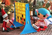 Elf on The Shelf / Get creative with your Elf on the Shelf!