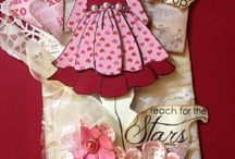 Julie Nutting Prima Doll Stamps - Ideas