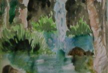 water color beginners