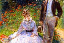 Marie Bracquemond (1840-1916) / Art from France.