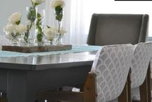 Fixing dining chairs tutorial