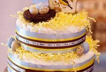 bebek bezi pastaları