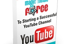 My Ebook / My ebook explains how to start with your own YouTube channel and gives you a lot of tips how to do it successfully.