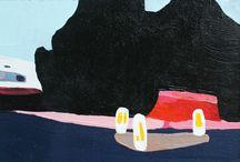 Hannah Forward | Painting | Acrylic | Drawing | Oil pastel