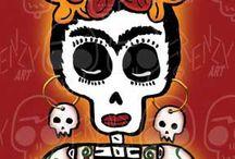 El Día de los Muertos / by Martha Coye