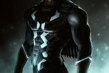 Blackagar Boltagon (Black Bolt)