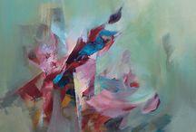 Painting modern by Artoosh