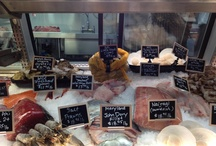 Seafood retail