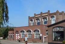 RONDE VENEN - GEMEENTE / INDUSTRIEEL ERFGOED IN DE GEMEENTE RONDE VENEN  USINE provincie Utrecht