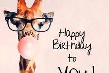 Birthday wishes.....