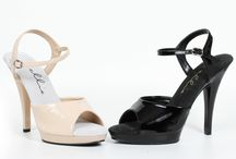 5 Inch Sandals & Pumps