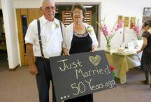 50th wedding anni ideas