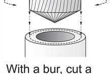 Silversmithing/metal smithing