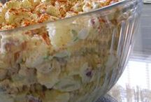 Side dishes / by Tonya Kerins