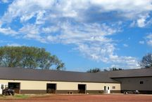 Equestrian Buildings by Reaves / Make it Reaves.  Make it Last.