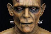 Frankenstein costume