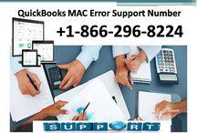 QuickBooks MAC Support Number