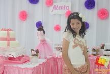 Fotos/cotidiano / Aniversário de 10 anos, Alenia Menegon.