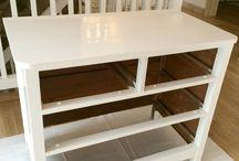 bestaande meubels opknappen