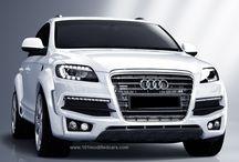 Audi Q7 Custom Modified