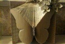 Book. Folding Patern