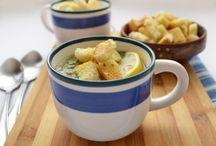 Soups / by Lauricia Ruiz-Calderon