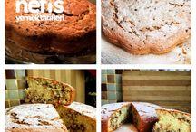 Kurabiye Kek ve Pastalar
