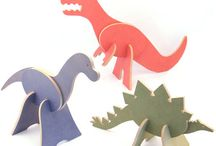 DIY: Dinosaurs