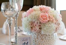 dekorace, květiny