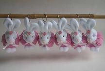 Llaveros souvenirs animalitos / LLaveros realizados en tela ranitas,perritos,conejos ,elefantes.  Ideales como regalo baby shower, nacimiento, 1er añito .  Pedidos con anticipación