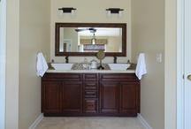 Bathrooms / Custom bathrooms, complete rebuilds