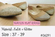 Glamour Flat Shoes