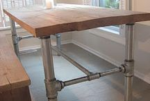 furniture: tables / by Ken Bubp