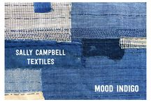 Sally Campbell Textiles Look Book