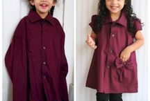 DIY play dresses