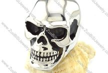 Skull Jewelry / ZuoBiSiJewelry.com is a Stainless Steel Jewelry Wholesale Online Store, which is a department of our factory; we are located in GuangZhou, China, the delta hinterland along the Pearl River, mainly in manufacturing Stainless Steel Jewelry, Wholesale Jewelry, Exporting Fashion Jewelry to all over the world, etc. We welcome you to visit us at any time.