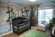 Nursery ideas / by April Dawn Forsythe