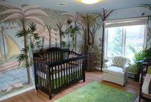 Nursery ideas / by April Dawn Forsythe