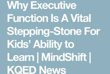Executive Functioning + Learning