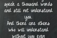 Words I love!