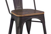 Kolekcja Lofty / Krzesła i inne meble z kolekcji Lofty, która nawiązuje do stylu indristalnego oraz mieszkań Loftów. http://mirat.eu/?f=&a=sklep&k=0&q=loft