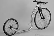 Bicaj és roller