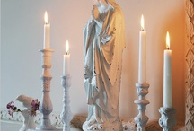 Catholic Home Altar / by Jassharan