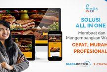 Jasa pembuatan website Profesional / Niagaweb - Pembuatan Website Bisnis   Solusi pembuatan website yang mobile friendly dan berorientasi penjualan untuk UKM di Indonesia | Partner Resmi Google | Info: 0822-2146-0683