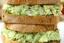 Healthy Food / Tuna/avocado recipe